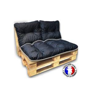 Coussin exterieur impermeable pour salon de jardin - Achat / Vente ...