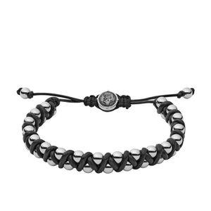 MONTRE Bracelet DIESEL en Cuir Noir - DX1109040
