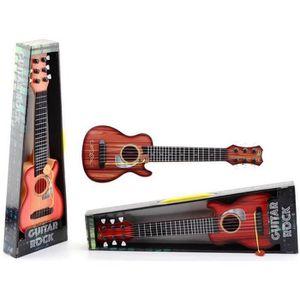GUITARE Guitare acoustique folk 45 cm, 6 cordes métallique