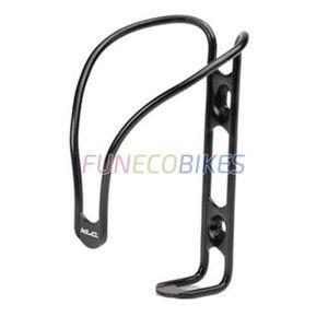 GOURDE Porte bidon vélo en aluminium noir XLC