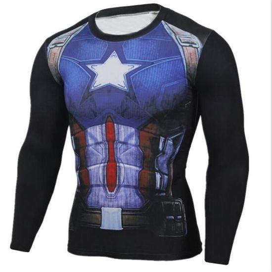 5b0318842b53e Vetement Hommes Grande Taille Nouvelle Mode homme Vetement De Marque De Luxe  T-shirt Vetements Haut qualité Durable XXXXL Noir Noir - Achat   Vente  t-shirt ...