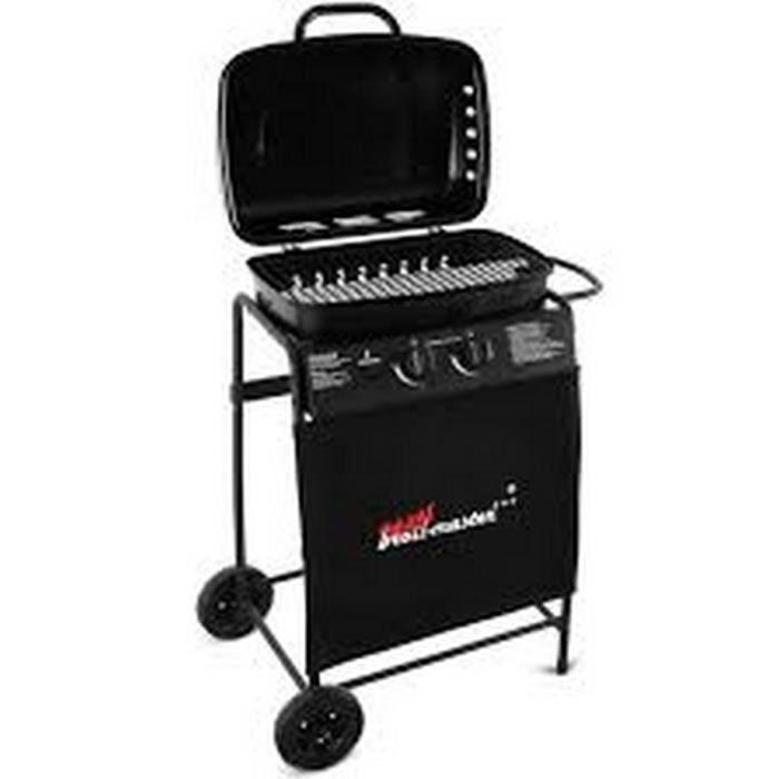 Barbecue a gaz sur roulettes - Achat / Vente Barbecue a gaz sur ...