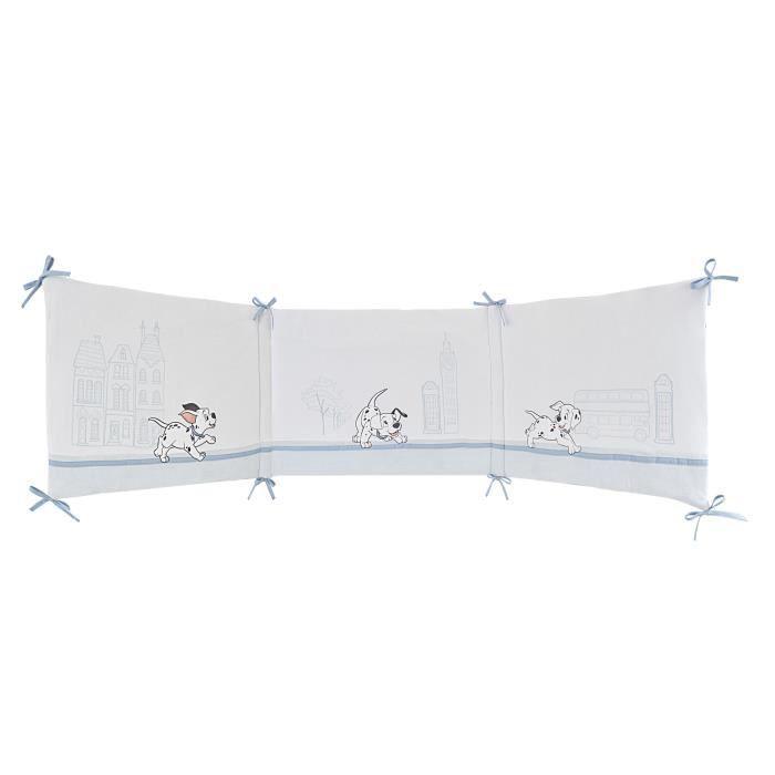 tour de lit bébé disney DISNEY Tour de lit 101 Dalmatiens   Pour lit de 60 x 120 cm ou 70  tour de lit bébé disney