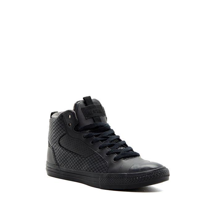 8d966c40984aa Converse CT ASYLUM MID Basket mode fille noir Noir Noir - Achat ...