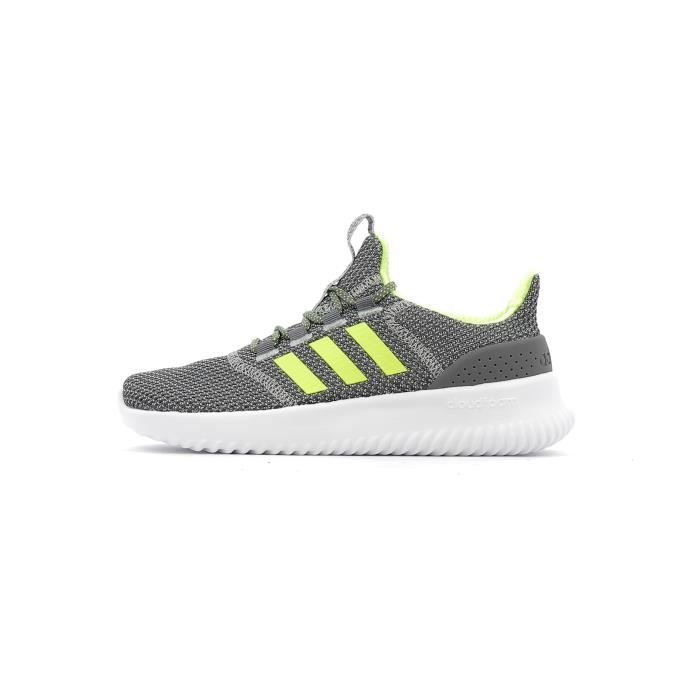Baskets Basses Adidas Cloudfoam Ultimate Lotto Chaussures S5800 OSAKA Sneakers Homme Asphalte Lotto soldes iLD1u