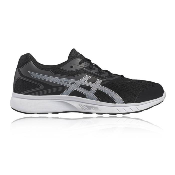CHAUSSURES DE RUNNING ASICS Chaussures de running Stormer-Homme-  Noir
