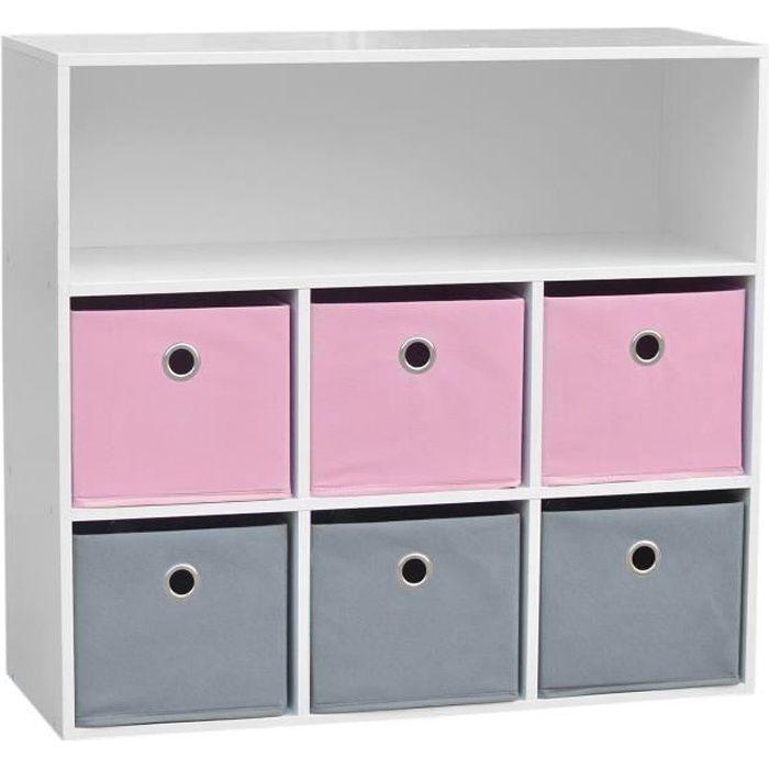Case rangement rose pour meuble de rangement a case achat vente pas cher - Meuble case pas cher ...