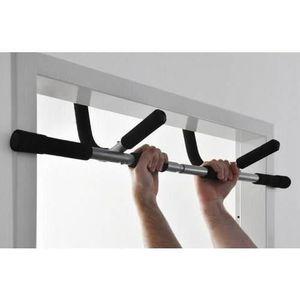barre de traction achat vente barre de traction pas cher cdiscount. Black Bedroom Furniture Sets. Home Design Ideas