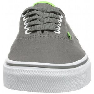 Vans Chaussures Casual Authentic unisexe 41010105 gris anthracite - vert H9GAT Taille-42 1-2 vLEF5ZlA