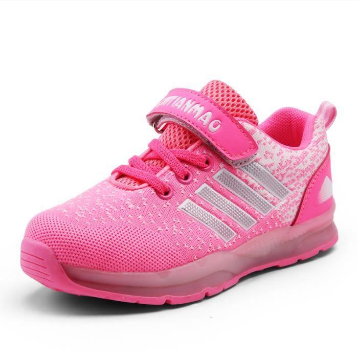 Husk'Sware® Enfants Led Lumières Chaussures Gar...