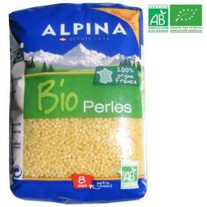 CÉRÉALES - MÉLANGES ALPINA SAVOIE perles Bio - 500g