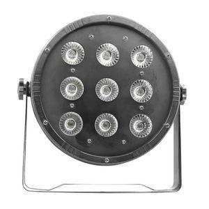 LAMPE ET SPOT DE SCÈNE 9x12W RGBW LED éclairage de scène DJ Disco Light P