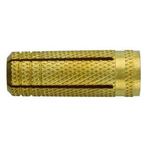 CHEVILLES TOX cheville à expansion laiton Metrix M10 x 32 mm