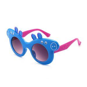 Enfants Piggie Cadre bande Lunettes de dessinée soleil de Lunettes q6xwXAS 7a5c50490055
