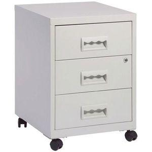 caisson bureau metal achat vente caisson bureau metal pas cher soldes d s le 10 janvier. Black Bedroom Furniture Sets. Home Design Ideas