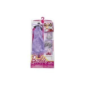 ACCESSOIRE POUPÉE Barbie - Poup?e et Mini-Poupee - Robe de Soiree Ma