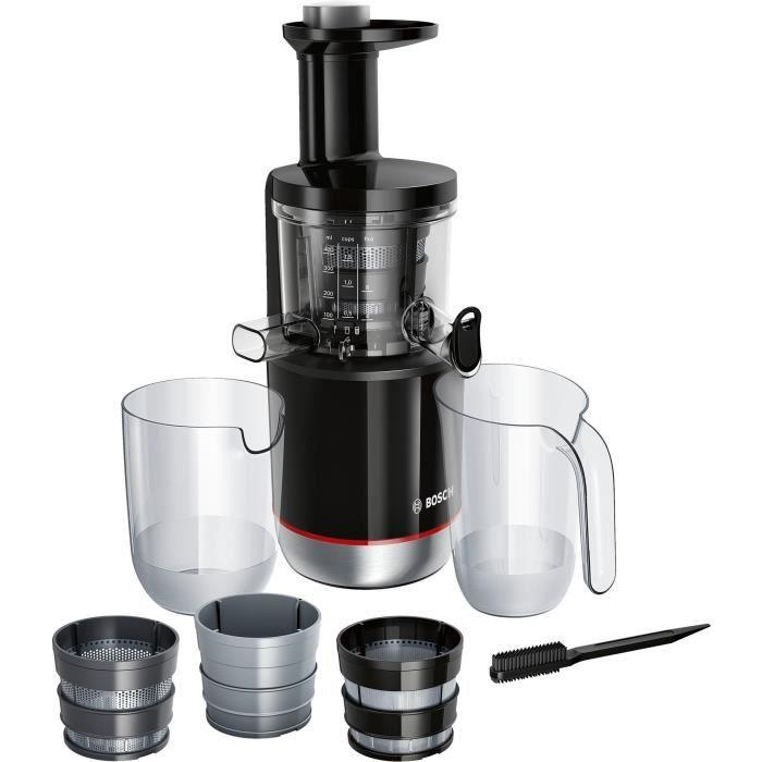 BOSCH VITA EXTRACT MESM731M Extracteur de jus  - Noir/Inox