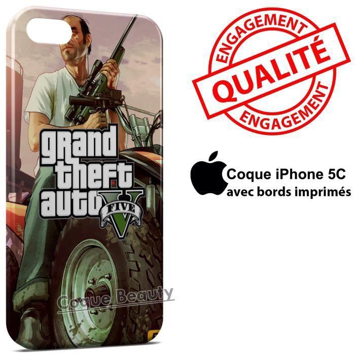 coque iphone 5c gta 5
