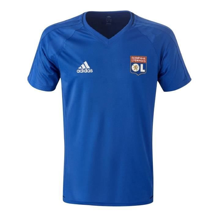 maillot entrainement OL solde