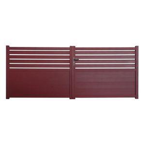 pilier portail achat vente pas cher. Black Bedroom Furniture Sets. Home Design Ideas