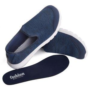 Moccasins Homme Classique Loisirs Simple Chaussure Couple Poids Léger Antidérapant Moccasin Respirant Meilleure Qualité Taille 36-42 2WZL4Rsp