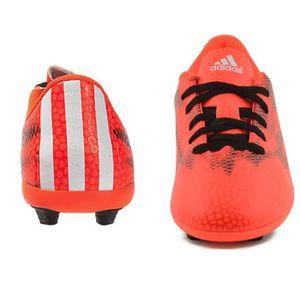 release date cabb6 6749d ... CHAUSSURES DE FOOTBALL Chaussure de football adidas F5 FxG Junior  orange ...