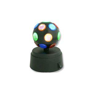BOULE A FACETTES Mini Sphere Boule Tournante de diametre 7,5 cm