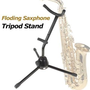 PIED - STAND Tubulaire léger Pliable Support pour saxophone Alt
