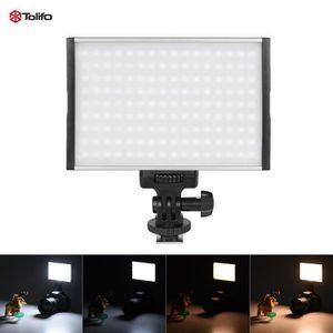 LAMPE ESCLAVE - FLASH Tolifo Pro Haute puissance Ultra-mince 144pcs LED