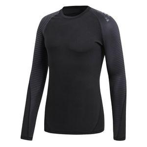 SWEAT-SHIRT DE SPORT ADIDAS Sweat-shirt Alpha Skin Sport Teels - Homme 381173639d9a
