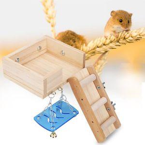 petite maison en bois jouet achat vente pas cher. Black Bedroom Furniture Sets. Home Design Ideas