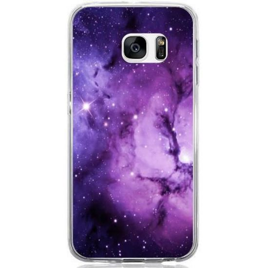 coque violette samsung s7