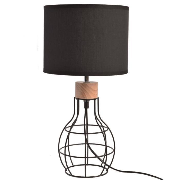 abat jour pour lampe poser pas cher design de maison. Black Bedroom Furniture Sets. Home Design Ideas