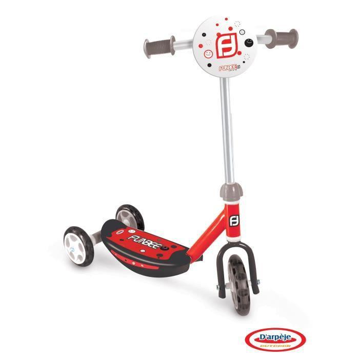 FUNBEE Trottinette 3 roues garçon