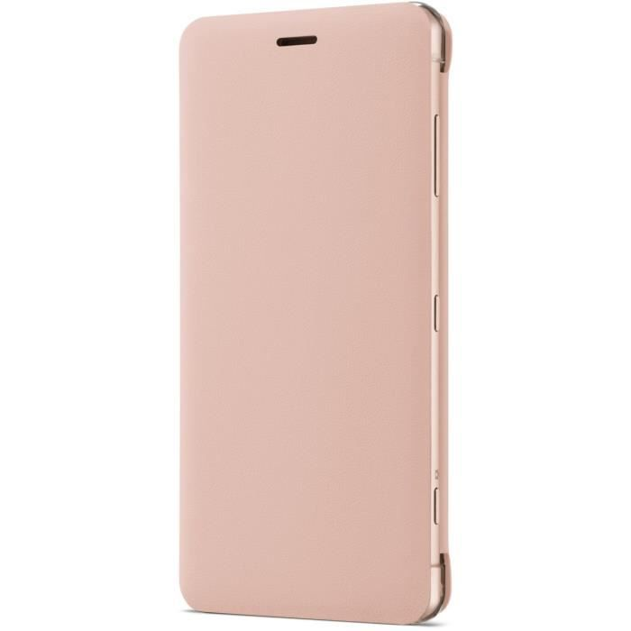 Sony Style Cover Stand XZ2 Compact Rose