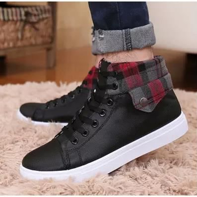 Chaussures Hommes chaussures imperméables chaussures de sport chaussures basses, noires 42