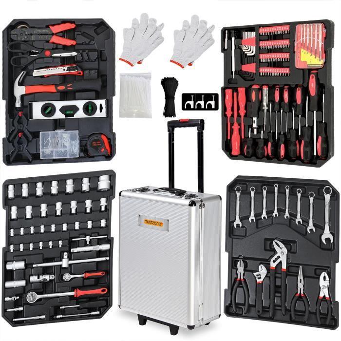 caisse a outils mecanique - achat / vente caisse a outils