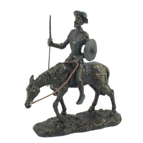 Figurine Don Quichotte 30 cm - Achat / Vente statue - statuette ...