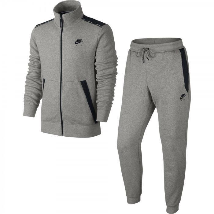 Survêtement Nike Hybrid - 727326-063 Gris - Achat   Vente ... 1fc1209855fa