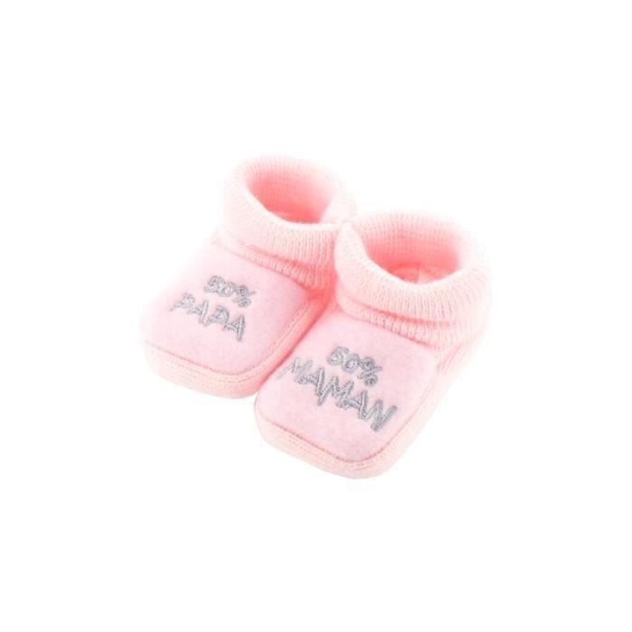 Chaussons pour bébé 0 à 3 Mois OPUn9v