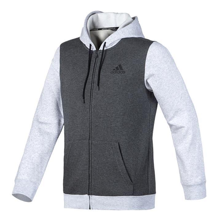 vestes gris mode sport homme achat vente vestes gris mode sport homme pas cher cdiscount. Black Bedroom Furniture Sets. Home Design Ideas