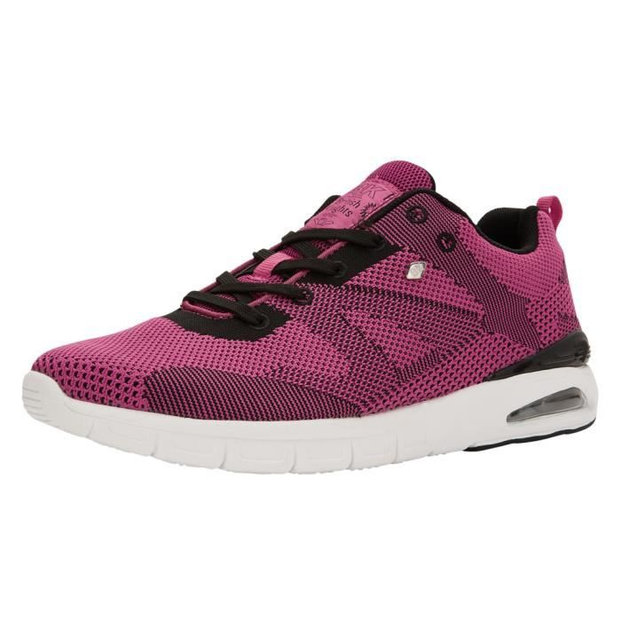 DEMON FEMMES BAS-TOP SNEAKER