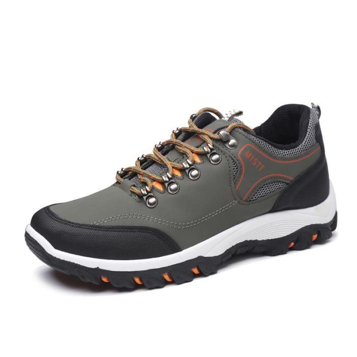 Chaussures Taille course hommes de Baskets 39 antidérapant Chaussures pour à lacets 44 rRwrxnTO5q