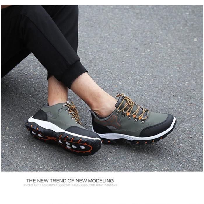 Taille pour Chaussures de Baskets hommes lacets 44 39 Chaussures course à antidérapant dax4xWzw