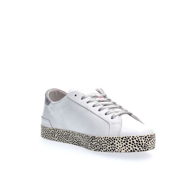DATE SNEAKERS Femme WHITE, 36