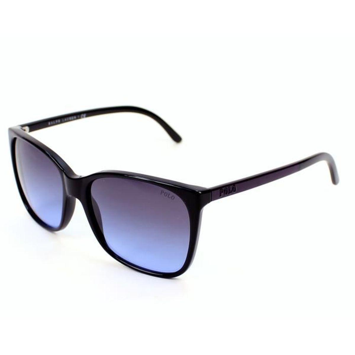 6d390c17e8e Lunettes de soleil Polo Ralph Lauren PH4094 -551779 Noir - Violet ...