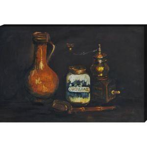 TABLEAU - TOILE Vincent Van Gogh Reproduction sur Toile - Nature M
