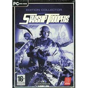 JEU PC STARSHIP TROOPERS Edition Collector