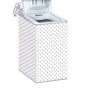 AIDE AU REPASSAGE Housse machine à laver chargement par le haut 55x5