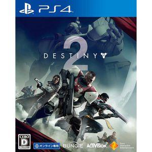 JEU PS4 Destiny 2 SONY PS4 PLAYSTATION 4 Import Japonais